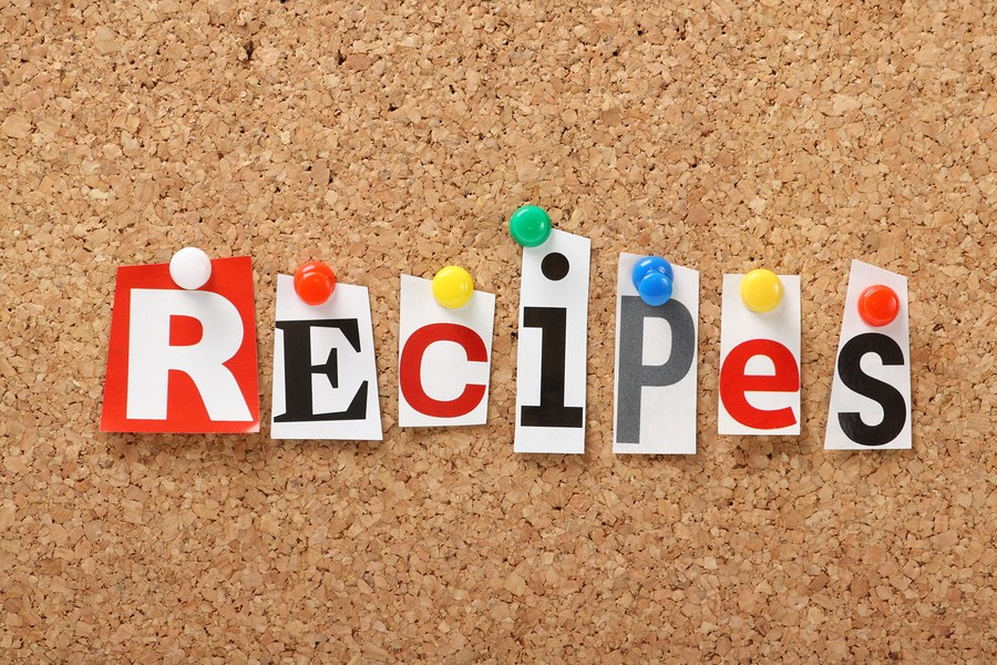SEO Recipes